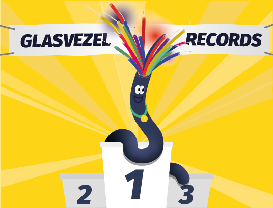 Glasvezel-Records-visual